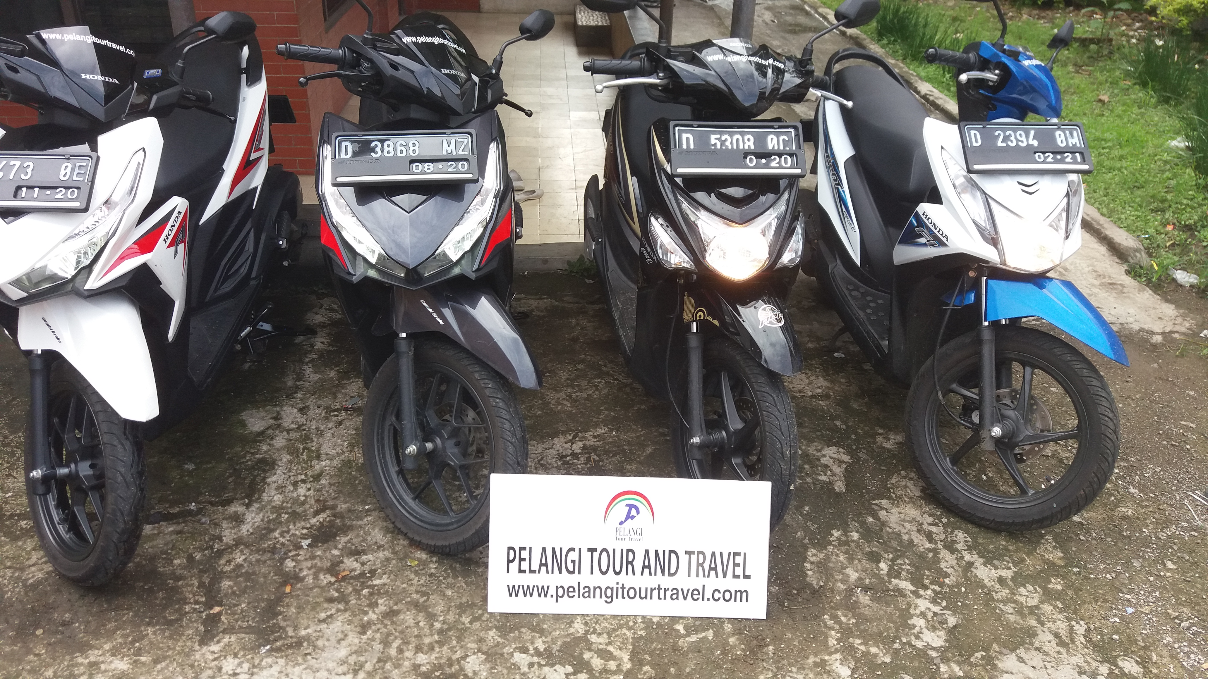 Sewa Motor Di Bandung