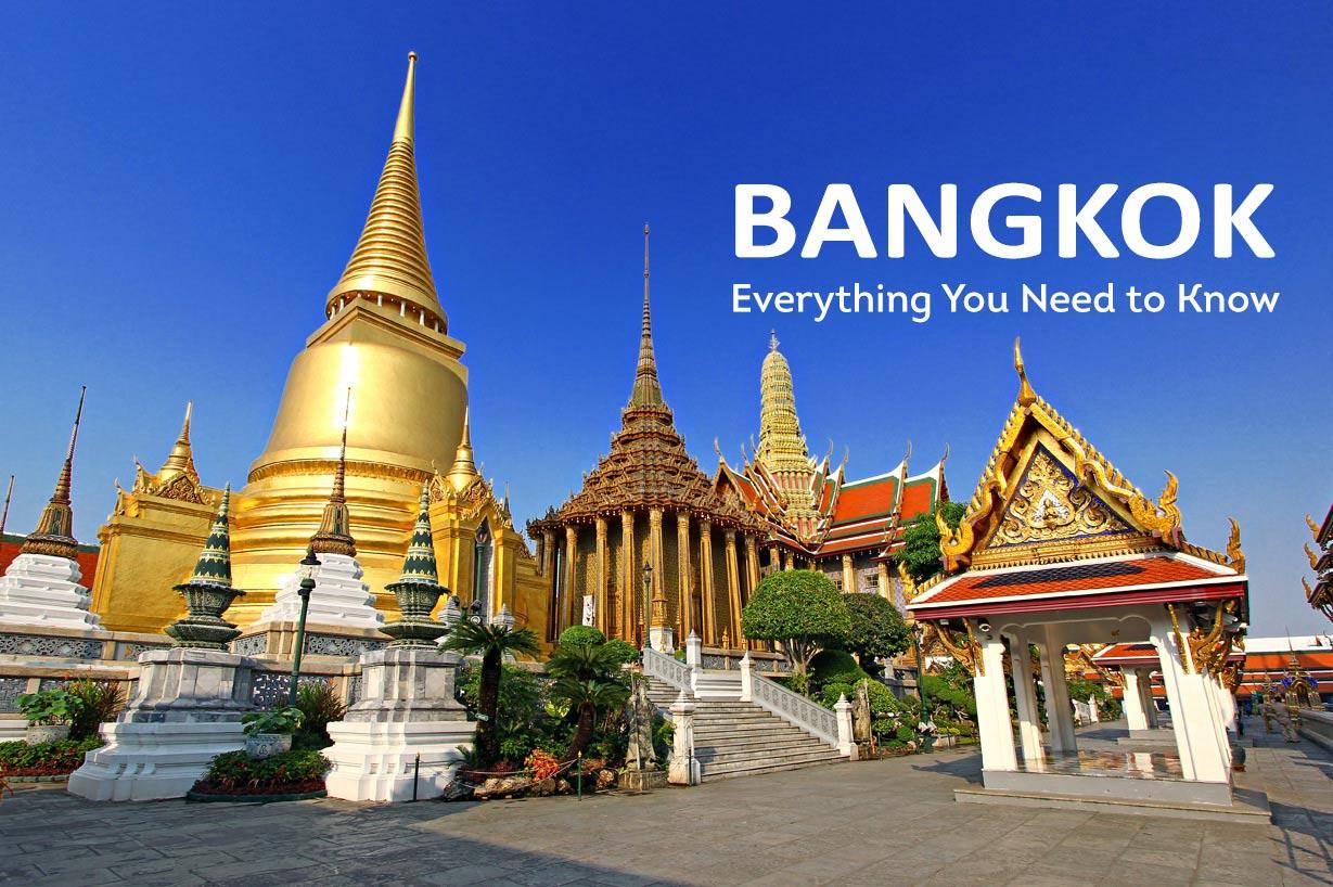 PAKET TOUR BANGKOK 3 HARI 2 MALAM