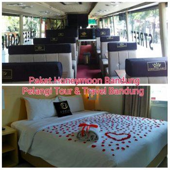 PAKET HONEYMOON BANDUNG 4 HARI 3 MALAM