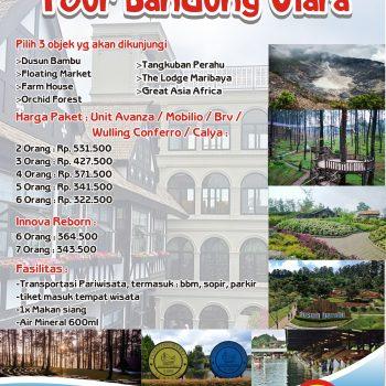 TOUR BANDUNG MURAH