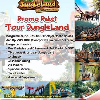 PAKET TOUR JUNGLELAND 2020